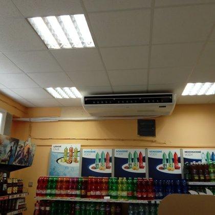 Klimatizace Bratronice  vnitřní jednotka