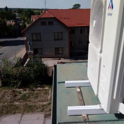 Klimatizace Bratronice venkovní jednotka